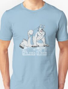 Sled Dog Unisex T-Shirt