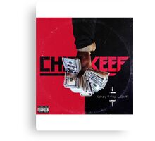 Chief Keef - Sorry 4 The Weight Canvas Print