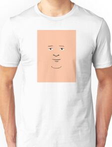 Bobby Hill Face Unisex T-Shirt
