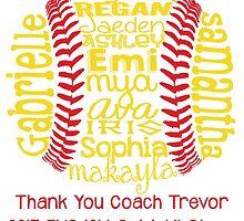 Softball FHS 10U 2015 - Trevor by YoungBlossoms