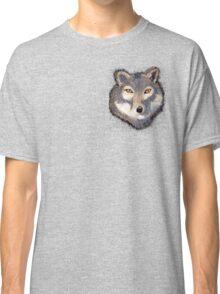 Wolf Pocket Tee Classic T-Shirt