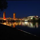 Sacramento Bridge by ShootinMickey