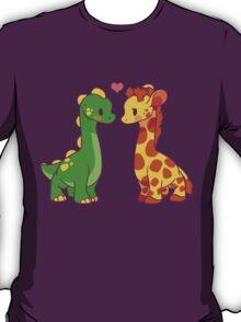 Dinosaur x Giraffe T-Shirt