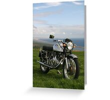 Egli Vincent Greeting Card