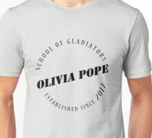 Olivia Pope - The School of Gladiators Unisex T-Shirt