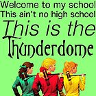 This is the Thunderdome by malcolm-