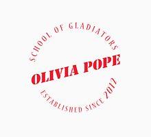 Olivia Pope - The School of Gladiators - Red Unisex T-Shirt