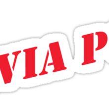 Olivia Pope - The School of Gladiators - Red Sticker