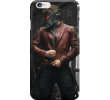 Star-lord Pose Body Color iPhone Case/Skin