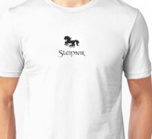 Sleipnir batman-esque logo Unisex T-Shirt