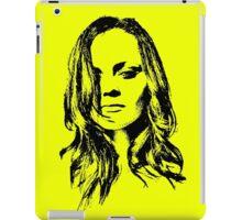 Christina Ricci iPad Case/Skin
