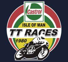 Castrol TT Races Kids Tee