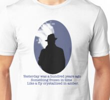 Film Noir Detective Stories Unisex T-Shirt