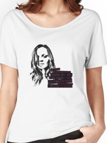 Christina Ricci Women's Relaxed Fit T-Shirt