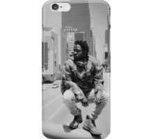 Kendrick Lamar - Alright (Music Video) LA Picture iPhone Case/Skin