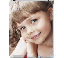 Hannah's Portrait iPad Case/Skin