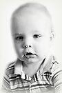Jeremy's Portrait by Evita