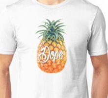 Dope Pineapple Unisex T-Shirt