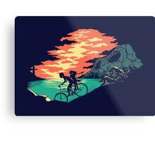 Love Adventure Metal Print