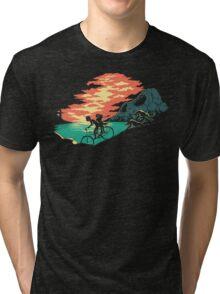 Love Adventure Tri-blend T-Shirt