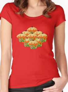 CupCakes Women's Fitted Scoop T-Shirt