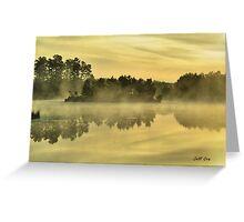 Strickland Lake Greeting Card