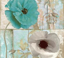 Beach Poppies II by mindydidit