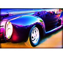 A Purple Haze Photographic Print