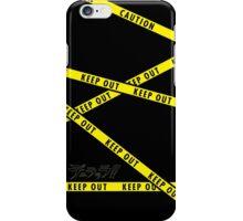 Durarara! - Keep out iPhone Case/Skin