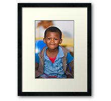 The Children 5 Framed Print