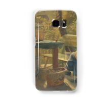 Late Summer pastime Samsung Galaxy Case/Skin