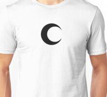 Moon Knight - Classic Symbol - Black Clean Unisex T-Shirt