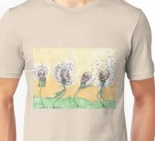 Blowin away the competition Unisex T-Shirt