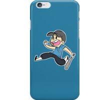TF2 Blu Scout iPhone Case/Skin