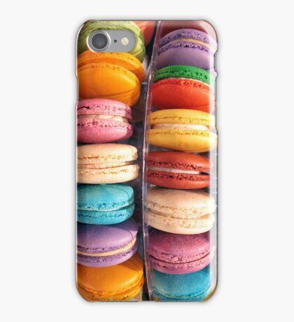 Macro-ron iPhone Case/Skin