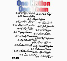 One Nation One Team | USWNT (version 2) Unisex T-Shirt