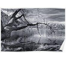 Lake Pearson - Winter Poster
