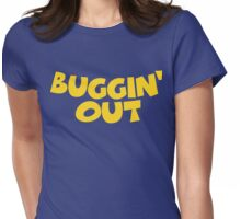 Buggin' Out Womens Fitted T-Shirt