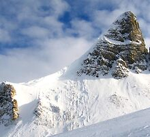 Stark, Alberta Rockies by morealtitude