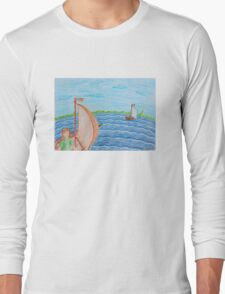 Swallows and Amazons II Long Sleeve T-Shirt