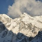 mighty mountain by sirenmapra