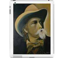 "William Cody alias ""Buffalo Bill"" iPad Case/Skin"