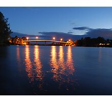 Dumaresq Bridge on Manning Photographic Print