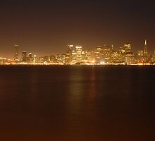 San Francisco City Lights by ShootinMickey