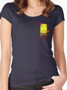Vampires And Pipes Women's Fitted Scoop T-Shirt