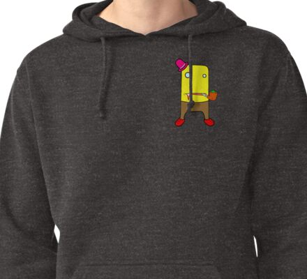 Vampires And Pipes Pullover Hoodie