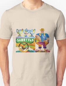 Sorbetero (Ice Cream Man) Unisex T-Shirt