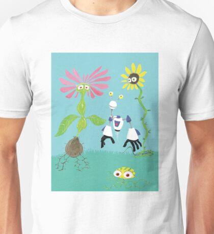 Alien World Unisex T-Shirt