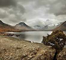 A Wasdale Winter by SteveMG