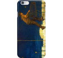 the last customerl iPhone Case/Skin